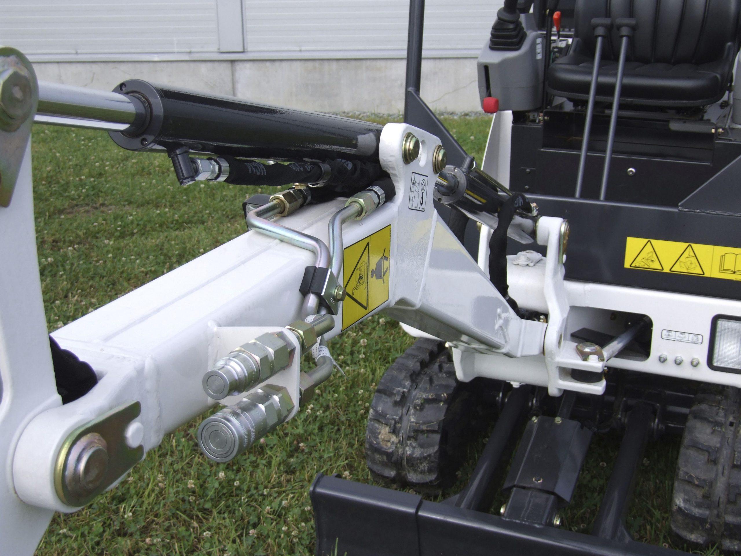 Hydraulic cylinder repair
